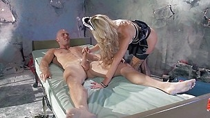 medical attention from slutty doc