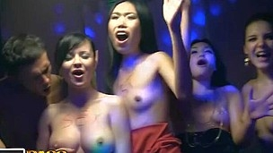 Drunk gangbang in fuck party movie vignette